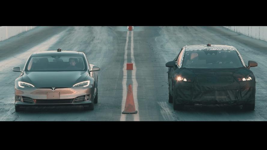 Faraday Future vs Tesla Model S