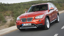 2013 BMW X1 facelift detailed with 100 photos