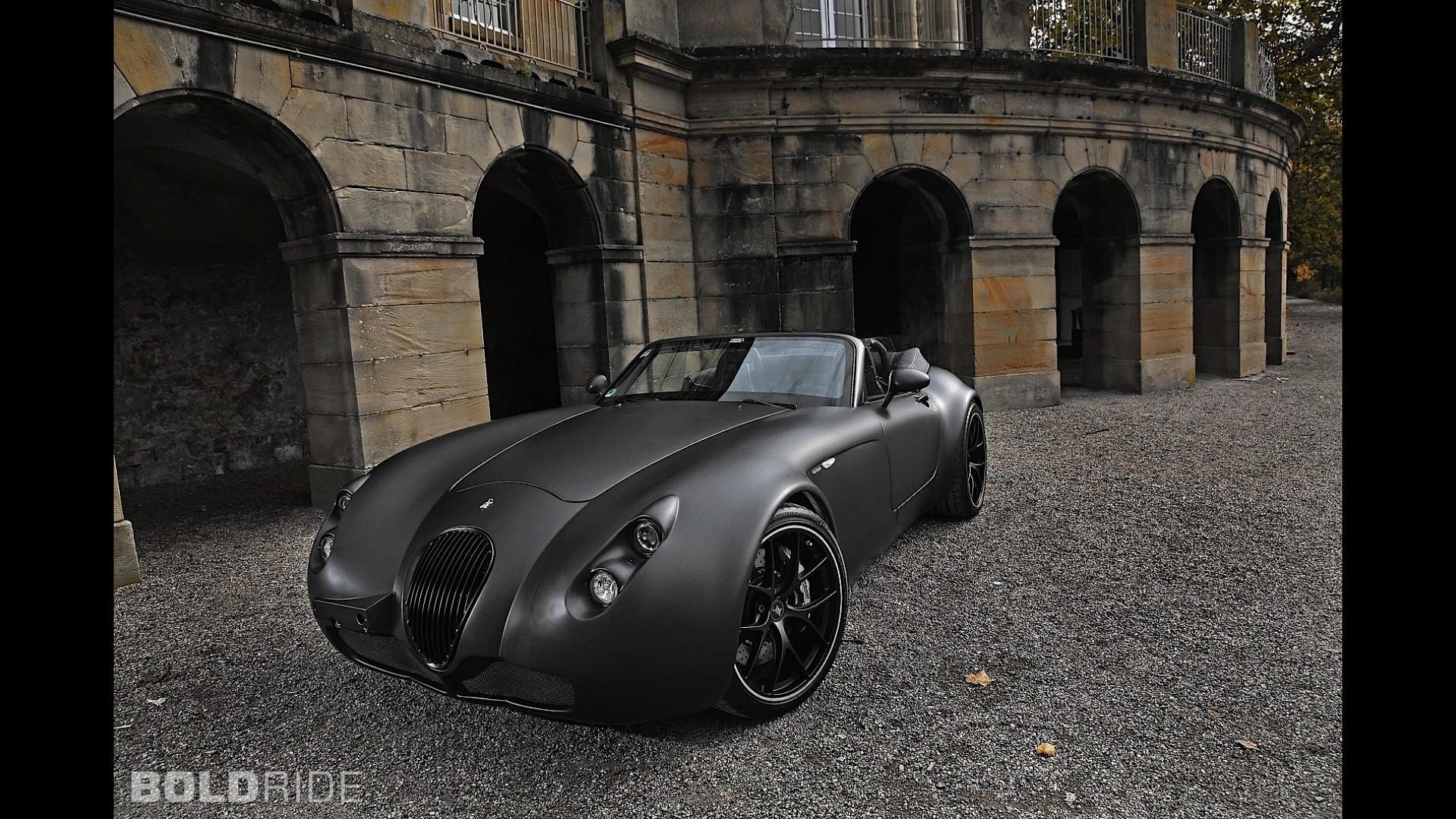 Wiesmann Roadster MF5 V10 Black Bat