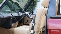 Range Rover Convertible