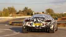 McLaren 570S GT spy photo