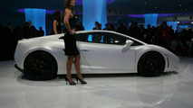 Lamborghini LP560-4 Video at the Geneva Motor Show