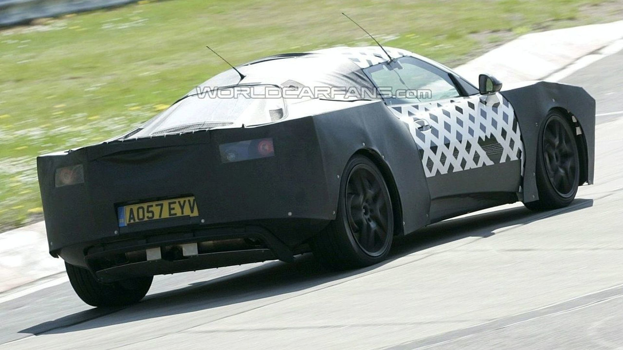 Lotus Eagle Spy Photo