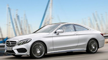 Mercedes-AMG C63 Coupe to be unveiled at Frankfurt Motor Show?
