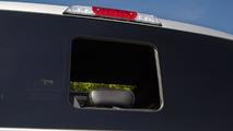 2015 Ford F-150 seamless sliding rear window