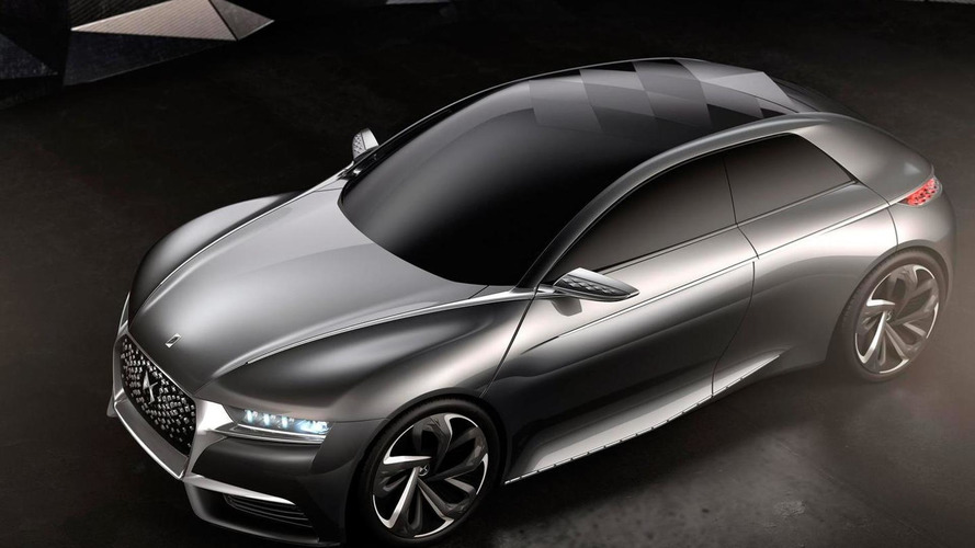 DS8 allegedly in the works as Citroen C6 replacement