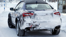 2016 Maserati Levante mule spied in Scandinavia