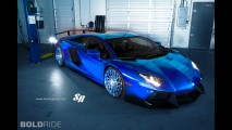SR Auto Group Lamborghini Aventador Electric Blue