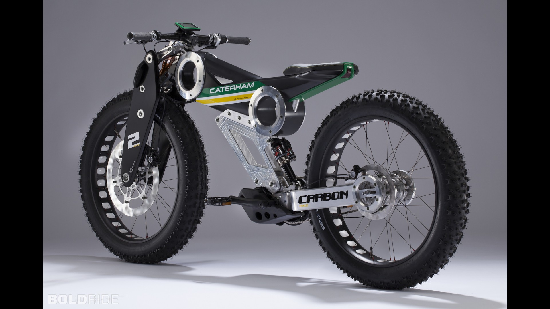 Caterham Carbon E-Bike