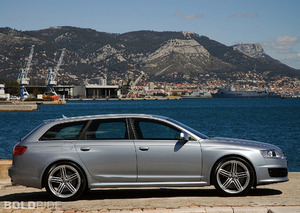 Audi RS 6 Avant UK Version