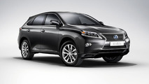 Lexus developing an entry-level crossover - report