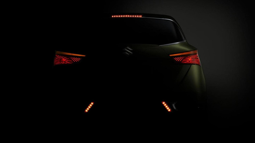 Suzuki S-Cross concept teased for a second time