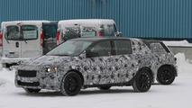 BMW 1-series GT spy video
