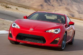 2013 Scion FR-S Sales: Not as