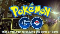 VIDEO - La Police filme un chasseur de Pokemon au volant