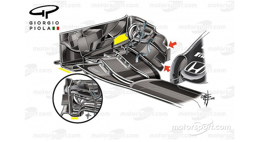 Technical analysis: McLaren's updates in detail