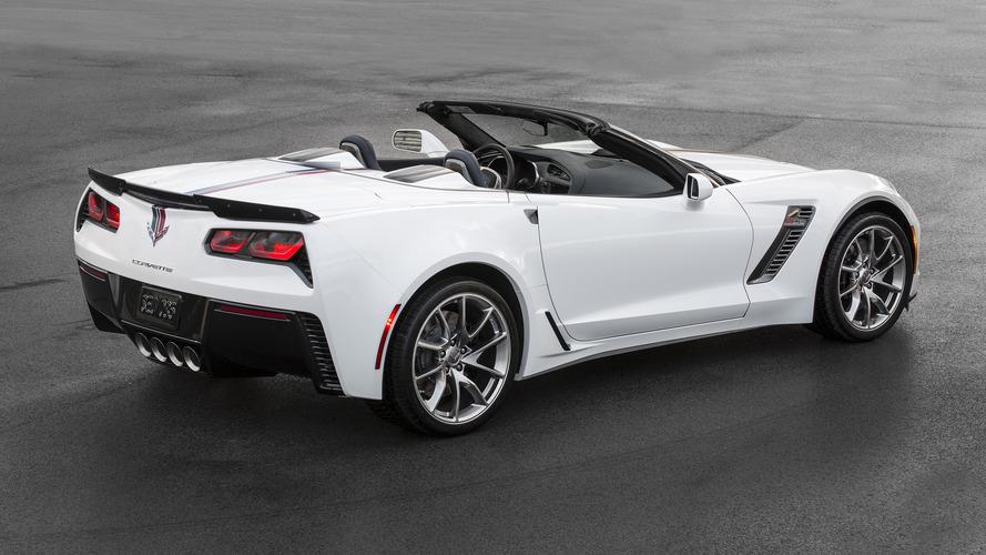 Corvette Z06 Convertible