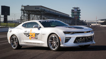 Penske to drive Camaro pace car for 100th Indy 500