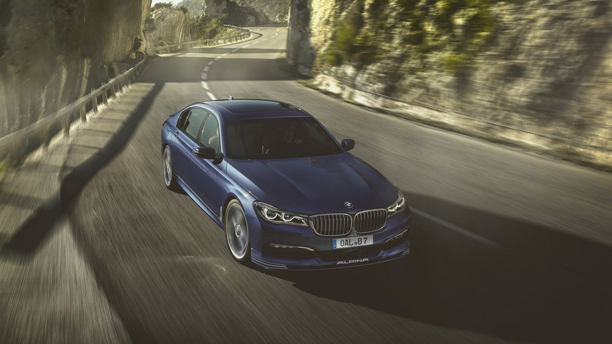 RWD-only Alpina B7 Bi-Turbo confirmed for UK
