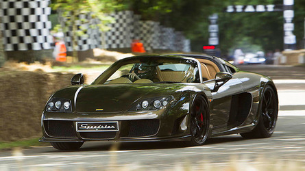 The 2017 Noble M600 Supercar Lost its Lid