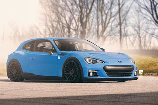 These 5 Sports Cars Rendered As Wagons Will Leave You Drooling