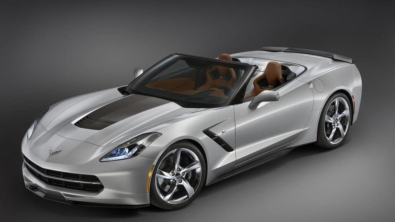 Corvette Stingray Convertible Atlantic concept