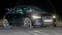 2014 Audi S1 spied virtually undisguised