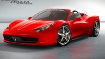 Ferrari 458 Spider to receive folding hard-top - rumors surface again