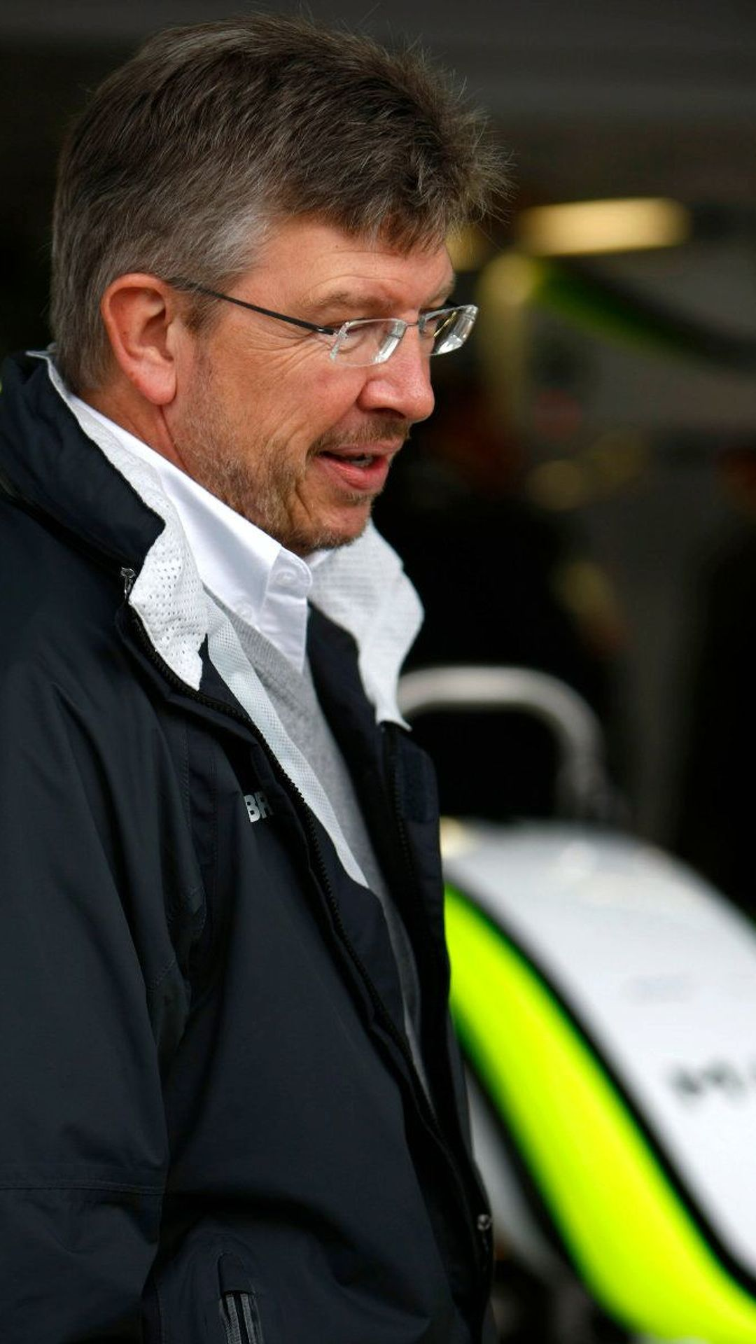 Brawn could lose license for speeding