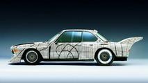 Frank Stella (USA) 1976 BMW 3.0 CSL art car - 1600