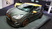 Citroen DS3 Racing Presented in Geneva