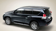 All-new 2010 Toyota Land Cruiser
