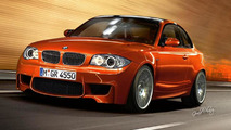 BMW 1 Series M Coupe teased again at Autosport Awards [video]