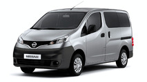 Nissan NV200 first images