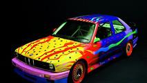 Ken Done (AUS) 1989 BMW M3 Group A Race Version art car