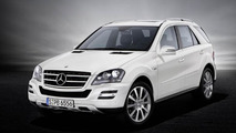 Mercedes M-Class Grand Edition Announced
