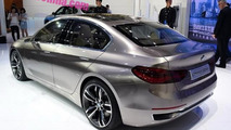 BMW Compact Sedan Concept at 2015 Guangzhou Motor Show