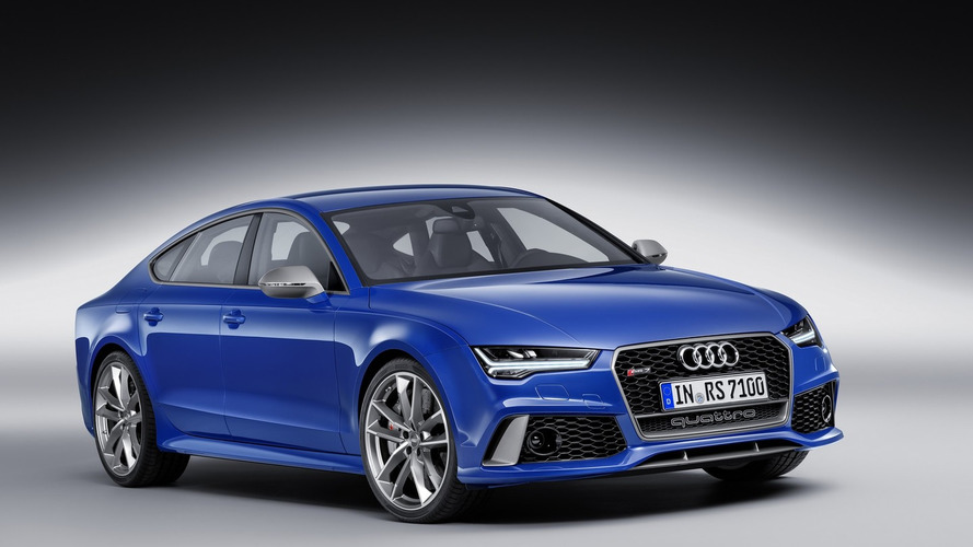 Audi RS7 Performance is so fast it will make you cry tears of joy [video]