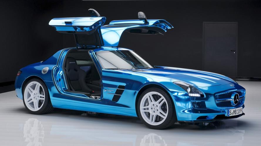 Mercedes-AMG fará esportivos híbridos e elétricos