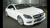 Mercedes-Benz CLS ganha kit de upgrade da Carlsson