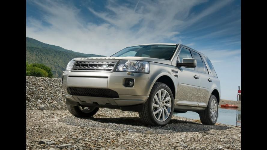 Land Rover anuncia recall do Freelander 2 no Brasil