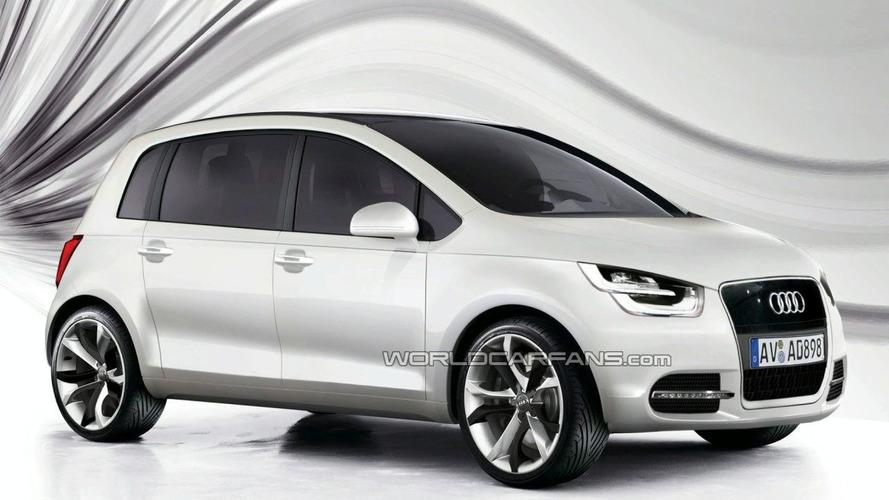 Audi A2 concept headed for Frankfurt debut - report