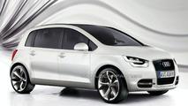 Rendered Speculation: Audi EV