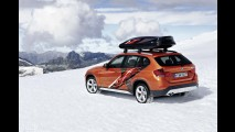 BMW X1 Powder Ride Edition
