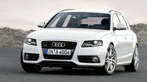 Audi A4 Avant 2009 artist rendering