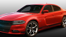 2015 Dodge Charger R/T with Mopar '15 Performance Kit