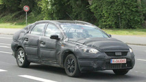 New Ford Mondeo Station Sedan Spy Photos