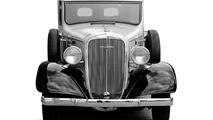 1936 Chevrolet Suburban