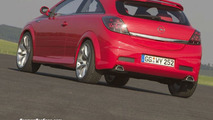 Opel Astra High Performance Concept Premiere