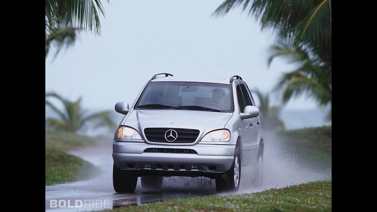 Mercedes benz ml430 for Mercedes benz ml430